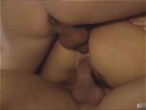 Aliz makes her muddiest desire come true one night when she manages to