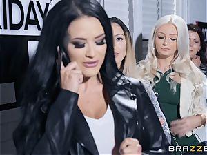 Katrina Jade and Lela star get the finest discount for ebony Friday