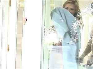 big-chested Shyla Stylez likes taking ample black spunk-pump