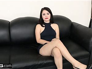 ravage casting Yhivi ravaged harsh and takes facial