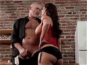 Phoenix Marie is a requiring master to her victim