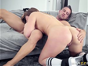 Maddy OReilly boinked firm by Johnnys hard prick