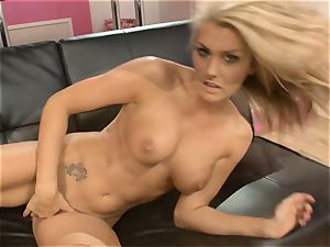 Natasha Marley likes taunting her delicious moist coochie