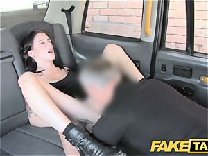 faux cab harmless american chick gets caboose plumbed
