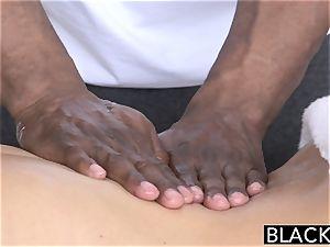 BLACKED super-hot Southern blondie Takes gigantic black sausage