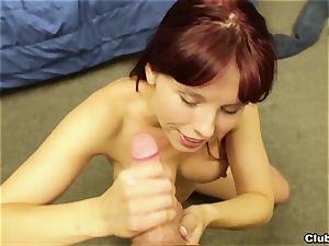 cougar Finds Her Step sonny Filming pornography