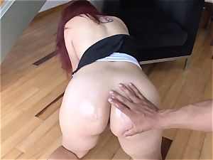 OPERACION LIMPIEZA - fantastic Latina maid gets banged pov