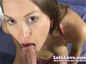 She sucks your meatpipe then nails you until you spunk in her