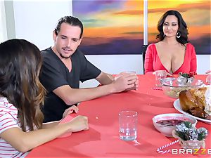 Ava Addams poked in her steamy beaver