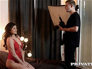 Private.com - ass-fuck at the photoshoot