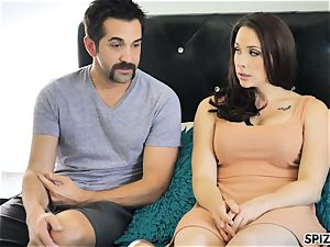 Spizoo - see Chanel Preston blowing and humping