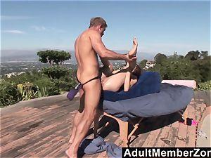 AdultMemberZone Tessa Lanes gigantic man-meat