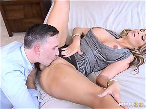 Nikki 9 has insatiable intercourse at a party