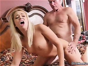 Hidden camera youthfull and older lady wooly masturbate Age ain t nothing but a number!